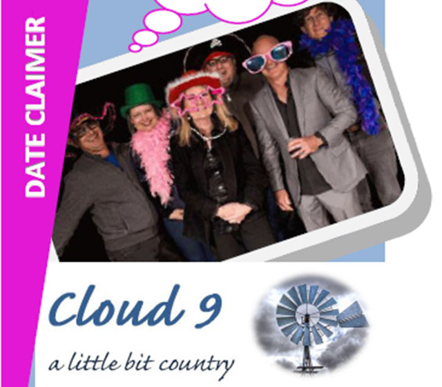 Club Hotel: Cloud 9 on Saturday, 2 September, 2017